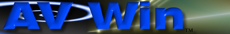AVWin Rental Software Logo